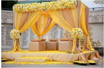 Wedding Stage Decoration Service in Sec 24, Gandhinagar