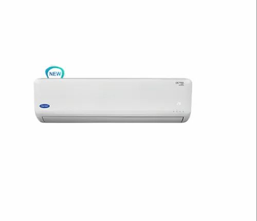 White 3 Star Carrier Octra Pro Inverter Air Conditioner