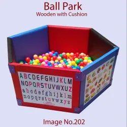 Wooden Ball Park