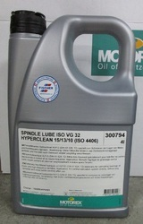 Spindle Oil ISO VG 32 4Lt