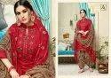 Beautiful Designer Salwar Suit Nusrat E Patiyala