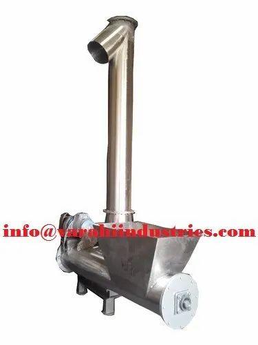 Vertical Screw Conveyor Machine