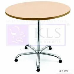 KLS-1201 Cafe and Lounge Series Round Table