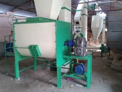 CATTEL FEED MESH PLANT