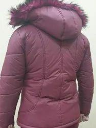 Full Sleeve Ladies Jacket, Size: Medium, 180