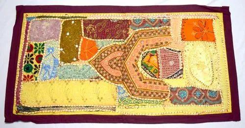 MudraArtTreasures Old Traditional Festival Decoration Stamp i7-116 Indian Antique Beautiful Art Work Design Brass Rangoli Printing Dye