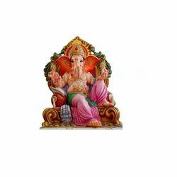 Clay Ganesha Statues