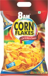 8AM Corn Flakes 500g, For Breakfast Cereals