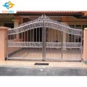 SS Design Gate Railing