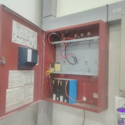 HONEYWELL M S Body Fire Lite Fire Alarm System, For Comercial