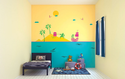 Multicolor Asian Paints Treasure Seekers Glow Theme Wall Stickers