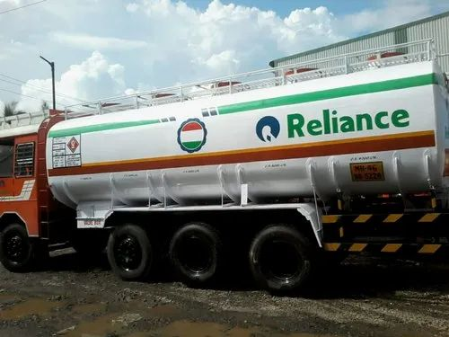 Reliance Petroleum Tanker, Model Name/Number: TURBO 20kl, Rs 250000 /pair | ID: 21618619512