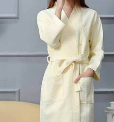 Ladies Bath Robe