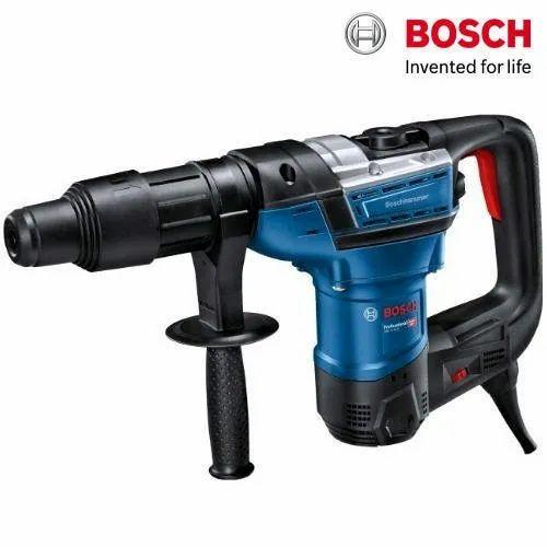Bosch GBH 5-40 D Professional Rotary Hammer, 0 - 760 rpm, 1100 W