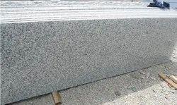 Polished Big Slab White Granite, for Flooring, Thickness: 15-20 mm