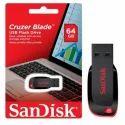 64GB Cruzer Blade Pen Drive