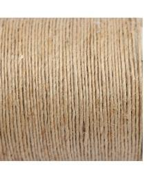 Waxed Jute Yarn for Labels