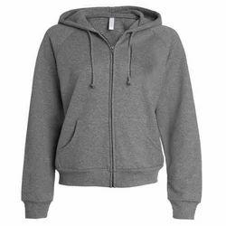 Customized Hooded Jacket
