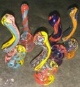 Fancy Glass Smoking Bubblers