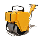Single Drum Walk Behind Vibratory Rollers