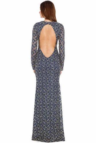 ce5b4d08 Backless Sequin Maxi Dress at Rs 2500 /piece   Maxi Dress   ID ...