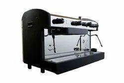 ARFM27 Stainless Steel Coffee Machine, Black