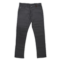 Chinos Gray Check Trousers