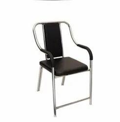 Polished Steel Furniture, Model Name/Number: Bar Chair