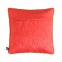Silver Taxi Glaze Cotton Cushion Cover
