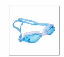 Arrowmax Sky Blue Anti Fog Swimming Goggle