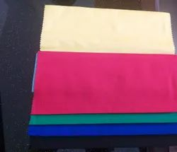 Plain 58-60 Cotton Satin Dyed Fabric, For Dress