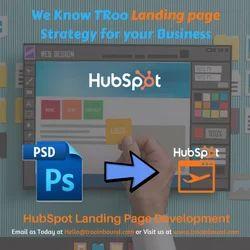 Hubspot Landing Pages Design Services