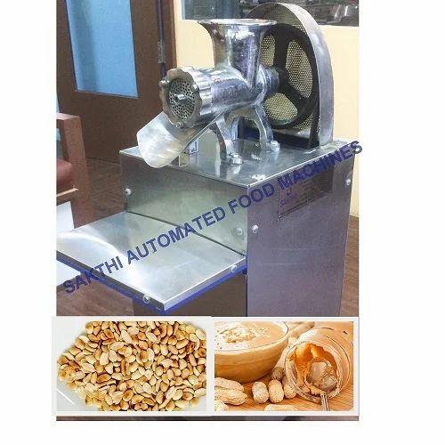 Automatic Peanut Butter Machine