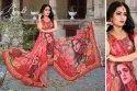 Daily Wear Printed Saree