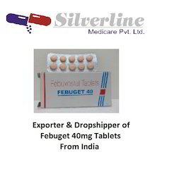 Febuget 40mg Tablets