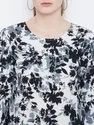 Ladies Rayon Printed Top