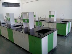SS Industrial Lab Furniture