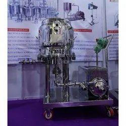 Sugar Syrup Making Machine