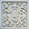 Decorative 3d CNC Stone