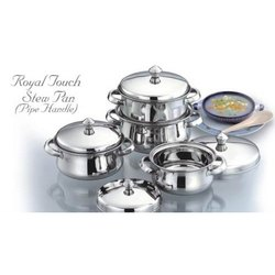 Royal Touch Stew Pan Pipe Handle (Pipe Handle) Set