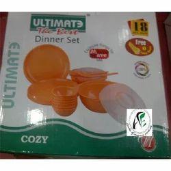 Untimate Cozy 18 Pcs Dinner Set
