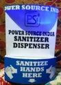 Automatic Hand Sanitizer In Steel Body