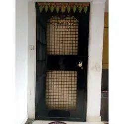 Exterior Mild Steel Single Door