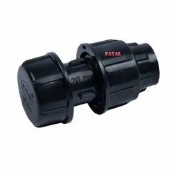 PP Compression Fitting End Cap