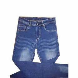 Men Casual Blue Jeans