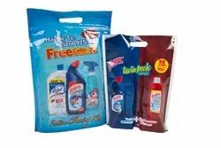 FMCG Product Packaging Pouch