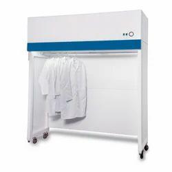 Disposable Garments Cabinet
