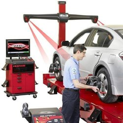 3D Wheel Alignment Machine Hunter Hawkeye
