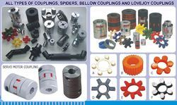 LOVE JOY Couplings, BELLOW COUPLING ,P U COUPLING , SPIDERS