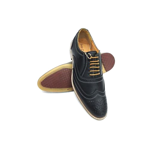 Prince Chief Men PU Lace Up Casual